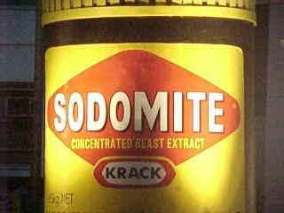 Can says: Krack Sodomite Concentrated Beast Extract