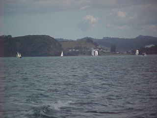 Boats in the Bay Of Islands, Northland, New Zealand (New Zealand, The Travel Addicts, North Island)