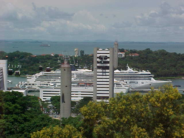 The view from Mt. Faber (Singapore, The Travel Addicts)