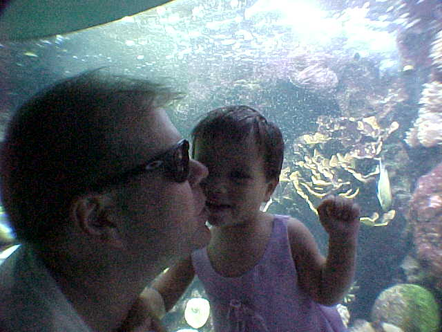 Bill and daddy's little girl (Singapore, The Travel Addicts)