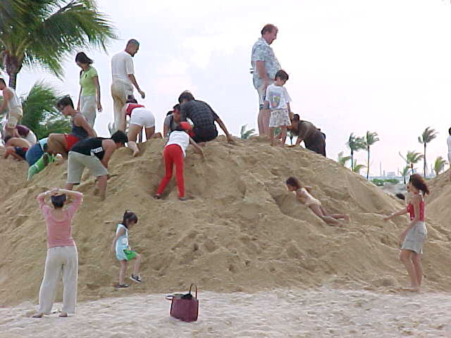 ...They were later wrecked in a hunt for buried treasure (Singapore, The Travel Addicts)
