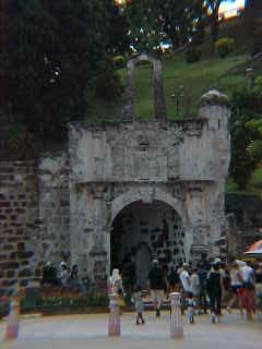 Mvc-160e-Portugese fort. Malacca, Malacca, Negeri Melaka, Malaysia (Malaysia, The Travel Addicts)