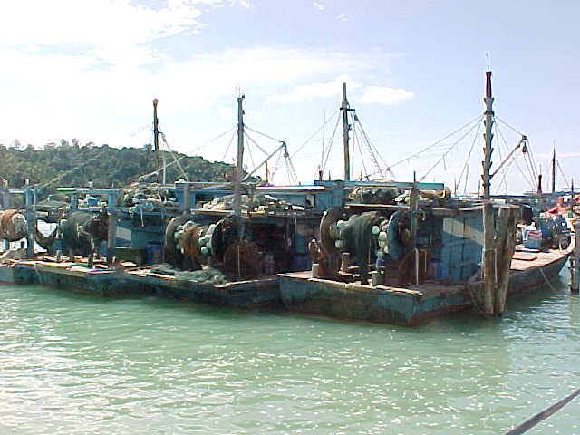 Malay fishing village (Malaysia, The Travel Addicts)