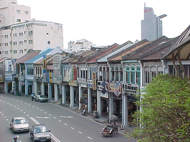 Georgetown street (Malaysia, The Travel Addicts)