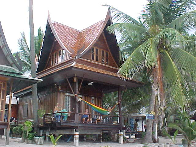 The Heine's house :  (Thailand, The Travel Addicts)