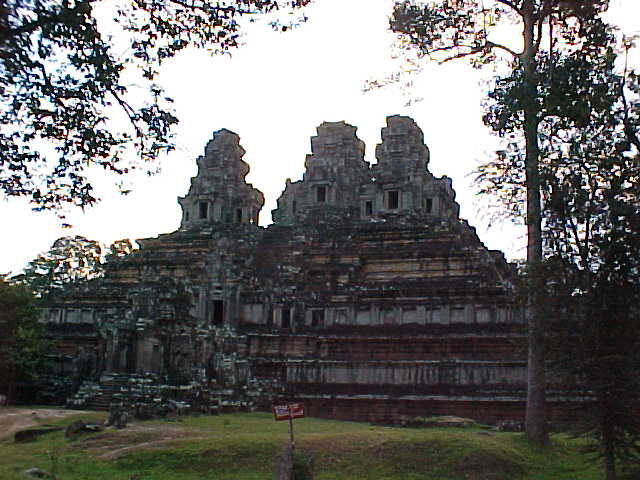 The Bayon :  (Cambodia, The Travel Addicts)