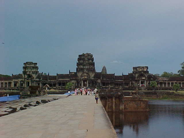 The Rainbow Bridge :  (Cambodia, The Travel Addicts)