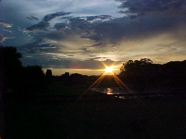 Final Sunset (Cambodia, The Travel Addicts)