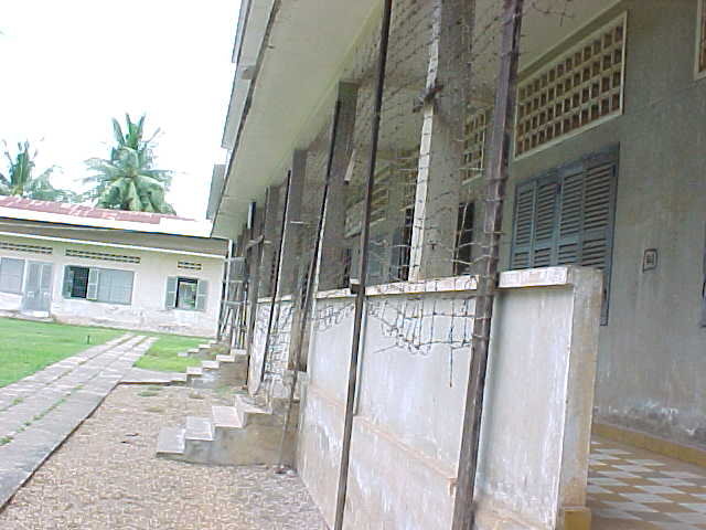 Prison block B (Cambodia, The Travel Addicts)