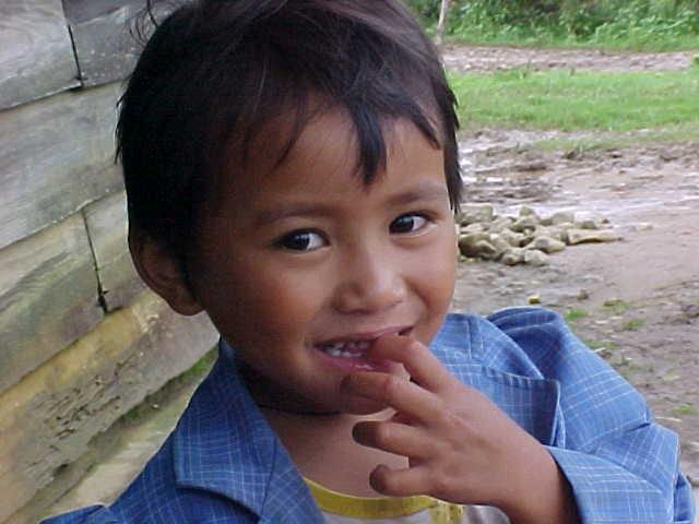 Lat children :  (Vietnam, The Travel Addicts)