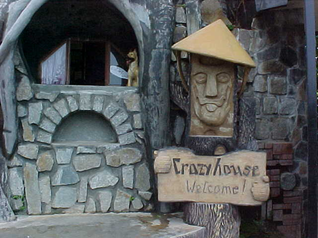 """The """"Crazy House"""" :  (Vietnam, The Travel Addicts)"""