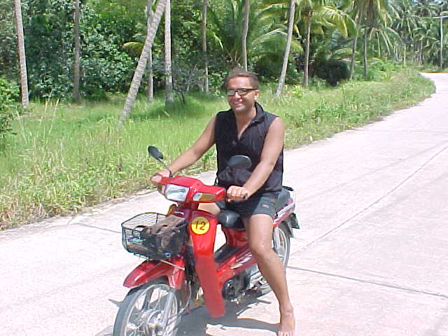 The Maori Hell's Angels in Thailand????? :  (Thailand, The Travel Addicts)