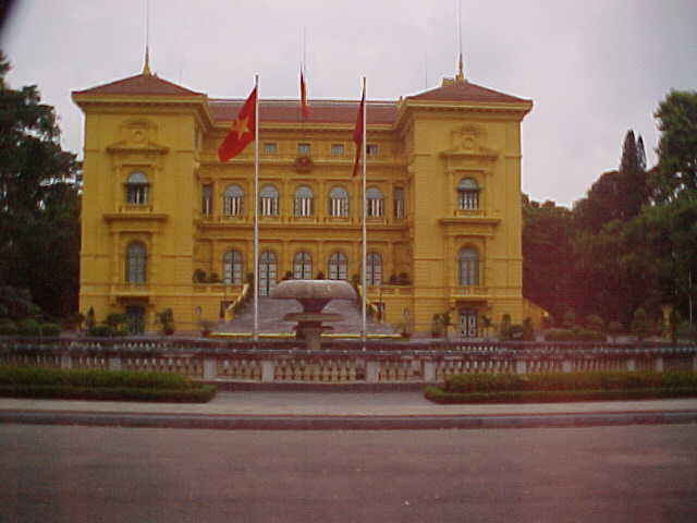 Consular residence :  (Vietnam, The Travel Addicts)