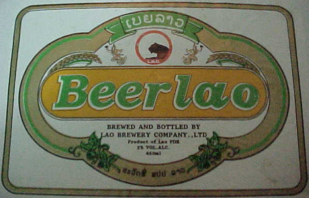 MVC-355S-Beer Lao. : Local brew/  (The Travel Addicts, Laos)