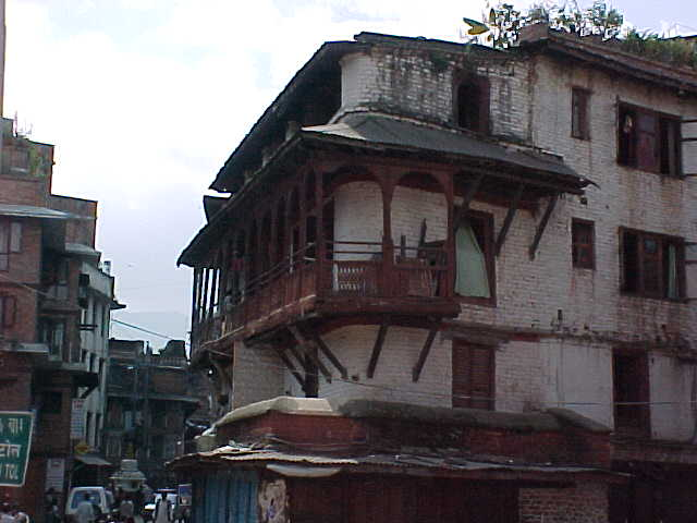 Typical architecture (Nepal, The Travel Addicts)