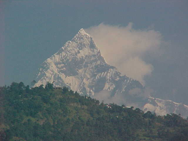 Fishtail (Nepal, The Travel Addicts)
