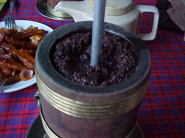 "Tchang : A Tibetan ""beer"" made from millet (Nepal, The Travel Addicts)"