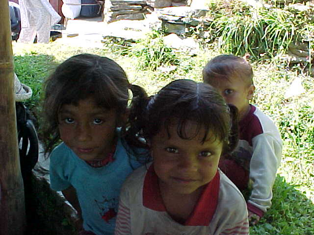 Mountain Children (Nepal, The Travel Addicts)