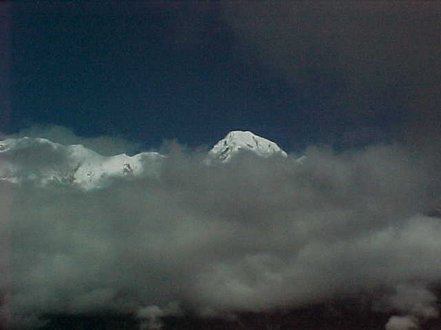Annapurna I (8091M) from Mardi Himal summit (Nepal, The Travel Addicts)