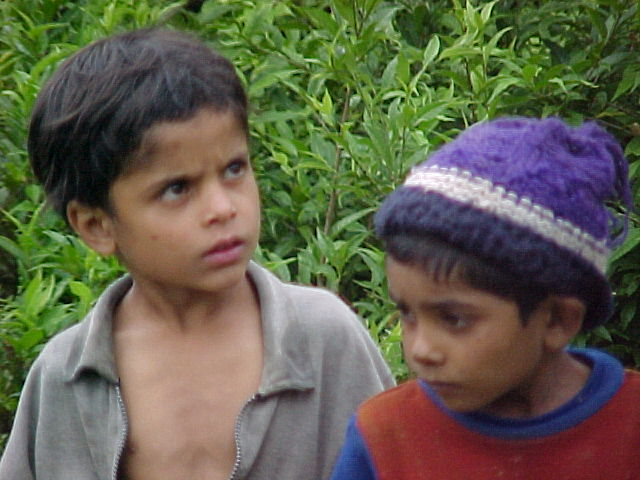 Children of Siding (Nepal, The Travel Addicts)