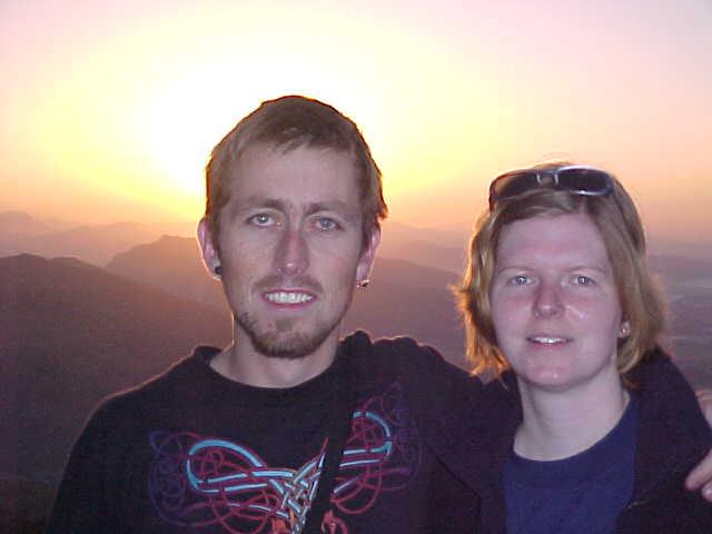 Jonathon and Linda (Nepal, The Travel Addicts)