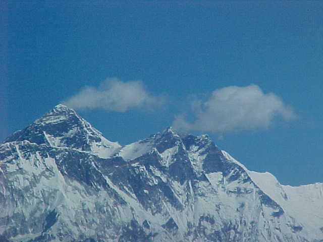 Everest and Lhotse :  The tallest and 4th tallest mts in the world (Nepal, The Travel Addicts)