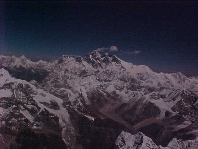 Everst and Lhotse : The tallest and 4th tallest mts in the world (Nepal, The Travel Addicts)