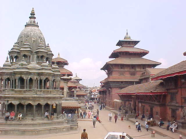 Durbar Square (Nepal, The Travel Addicts)