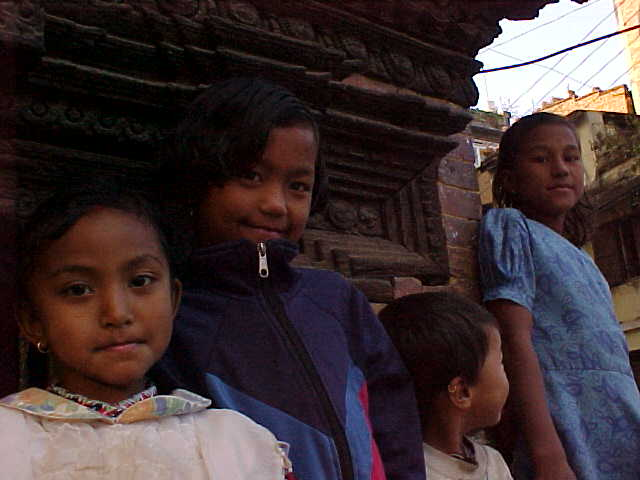 More Children (Nepal, The Travel Addicts)