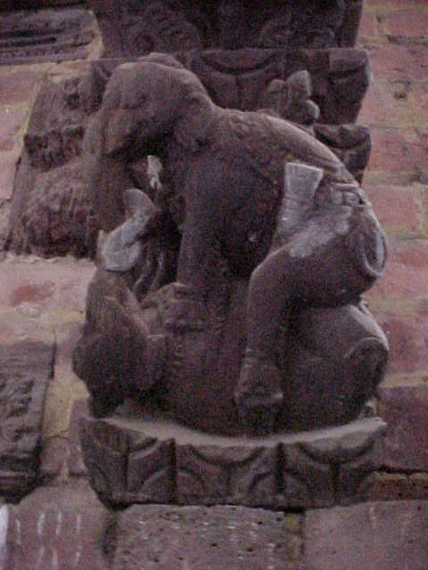 The animal Kama Sutra Hathi (Elephant) (Nepal, The Travel Addicts)